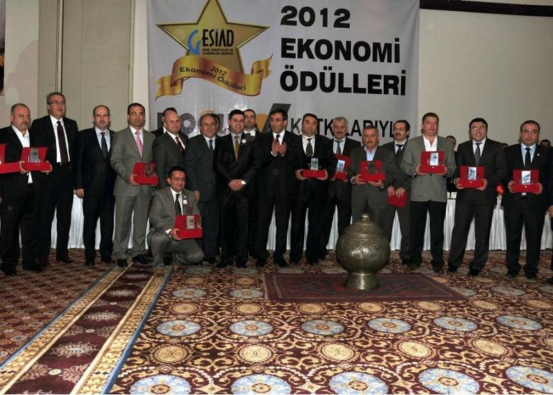 Yılın istihdam ödülü KAPADOKYA HASTANESİ'ne