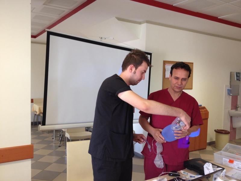 Personelimize İlkyardım ve CPR Eğitimi
