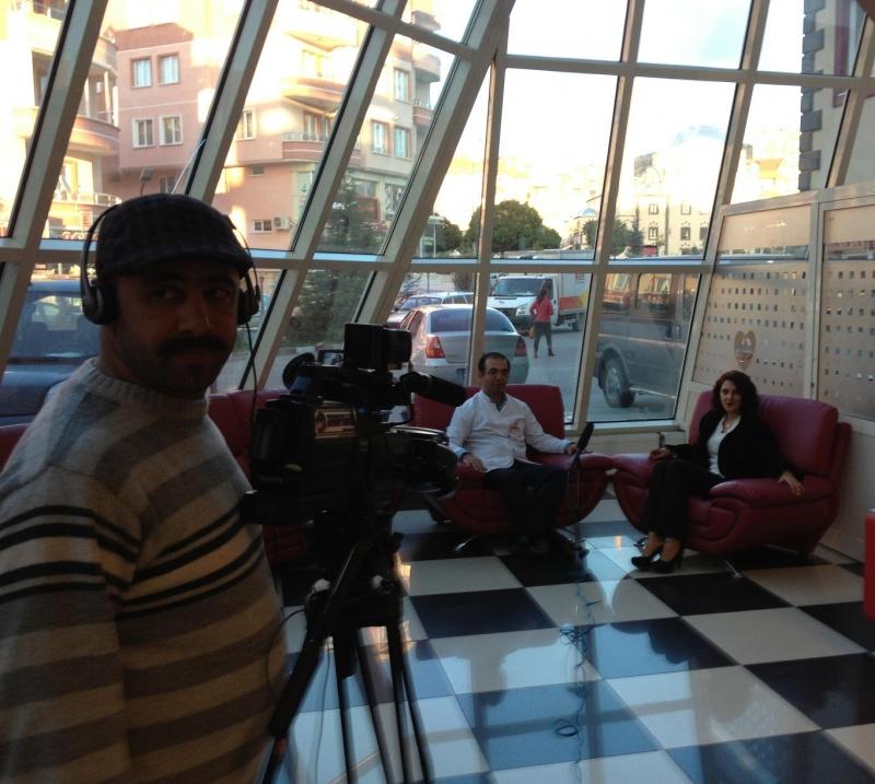 Başhekimimiz Op.Dr.Fatih Yakut Kanal Avrupa ekranlarında