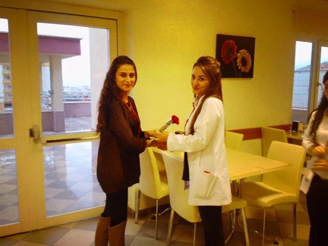 Hastane Yönetimi olarak 29 Kasım Dünya Tıbbi Sekreterler Gününü Kutladık