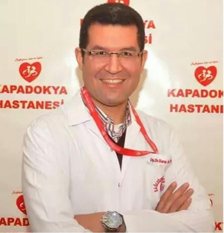 Hastanemizin Acı Kaybı. Kadın Hastalıkları ve Doğum Uzmanı Op.Dr.Barış Altuntaş geçirmiş olduğu Atv kazası sonucu hayatını kaybetmiştir