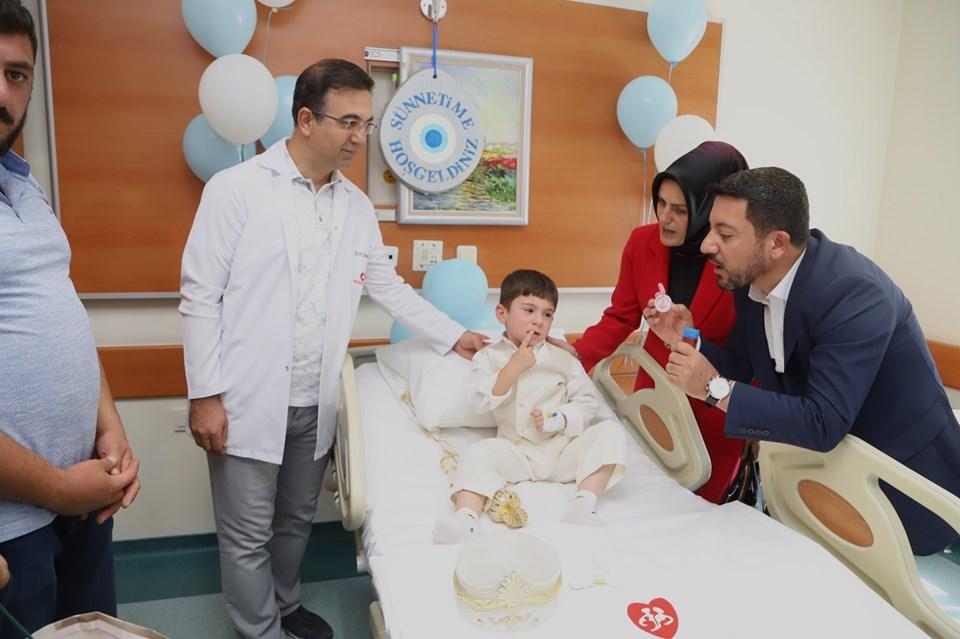 Nevşehir Belediyesinin Düzenlediği Sünnet Şölenine Hastanemizden Tam Destek