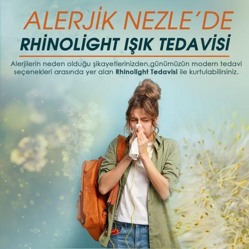 Alerjik Nezle'de Rhinolight Işık Tedavisi