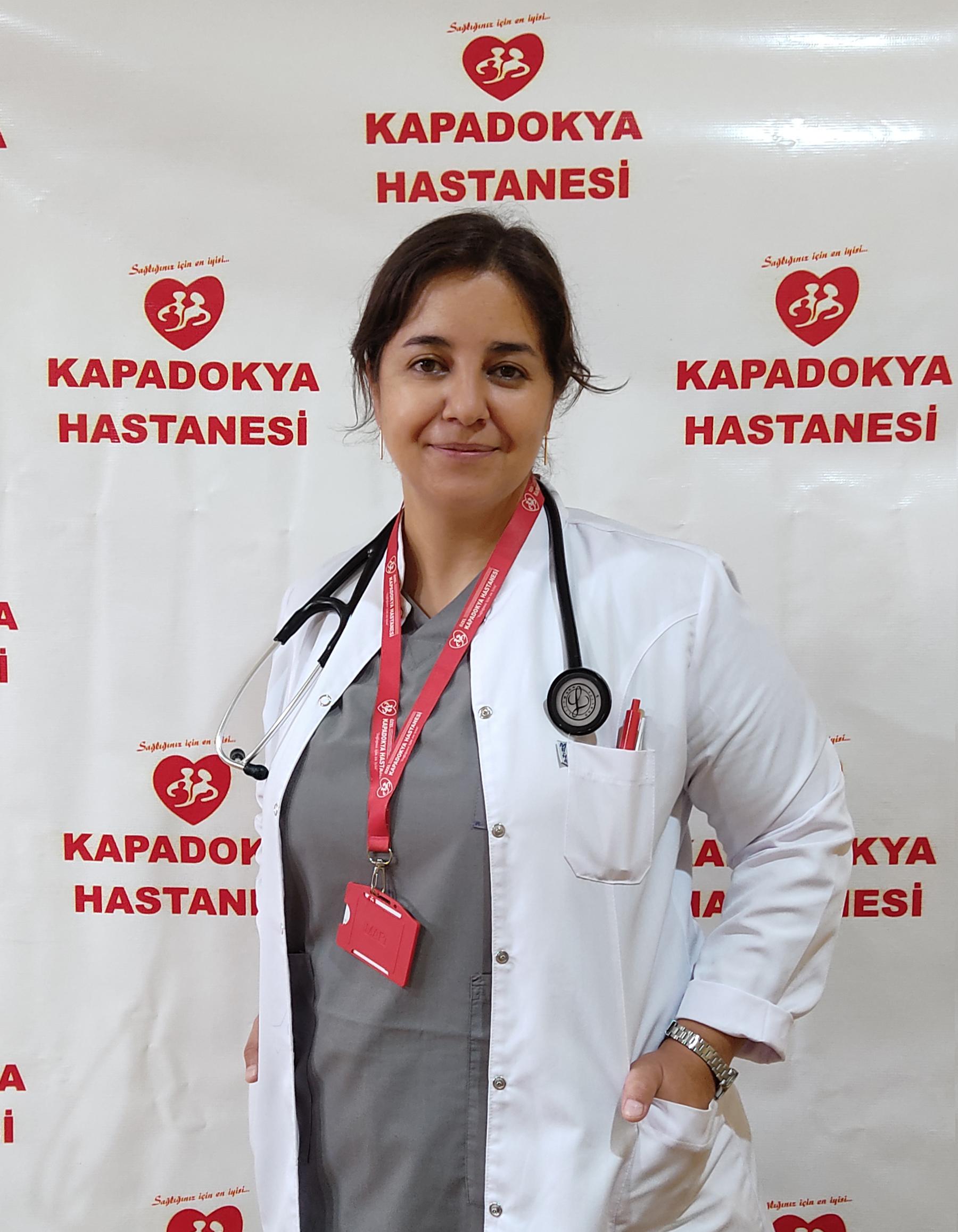 Uzm. Dr. Emine GENCER